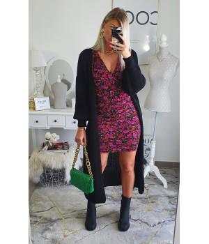 Dress wrinkled colors